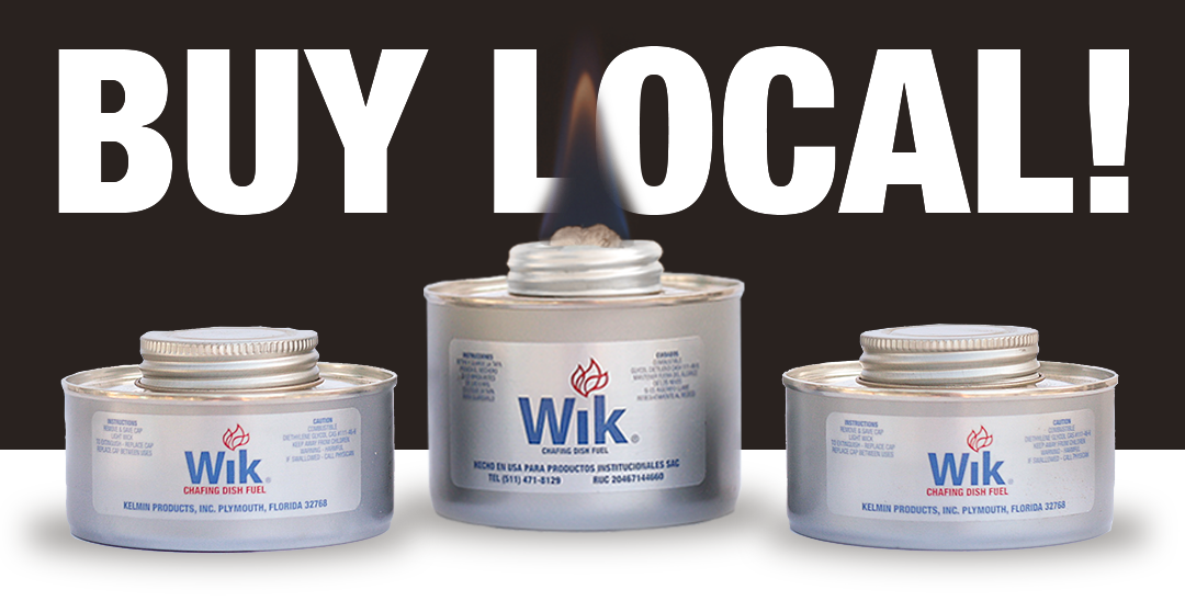 Buy Local WIK chafing fuel
